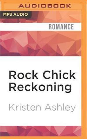Lydbog, CD Rock Chick Reckoning af Kristen Ashley