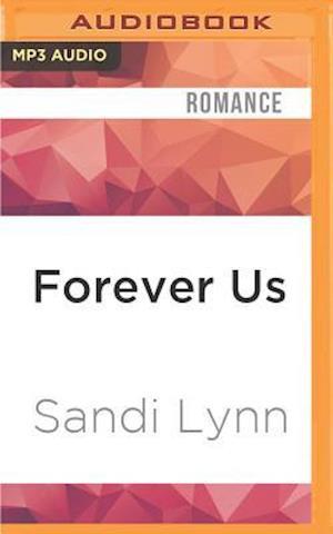 Lydbog, CD Forever Us af Sandi Lynn