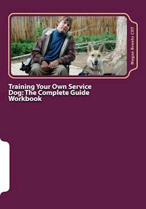 Bog, paperback Training Your Own Service Dog af Megan Brooks Cdt