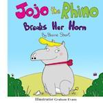 Jojo the Rhino Breaks Her Horn af Blaine L. Short