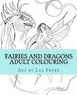 Fairies and Dragons af MS Lee Pryke