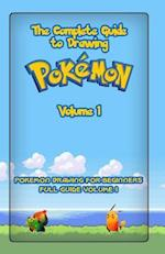 The Complete Guide to Drawing Pokemon Volume 1 af Gala Publication