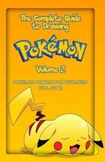 The Complete Guide to Drawing Pokemon Volume 2 af Gala Publication