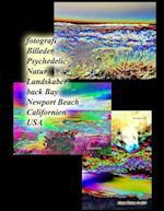 Fotografi Billeder Psychedelic Natur Landskaber Back Bay Newport Beach Californien USA