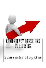 Competency Questions for Busies