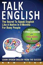 Talk English af Ken Xiao, Ken Xiao M. S.