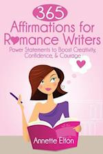 365 Affirmations for Romance Writers