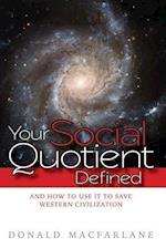 Your Social Quotient Defined af Donald Macfarlane