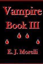 Vampire af E. J. Morelli