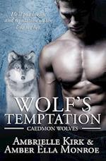 Wolf's Temptation af Ambrielle Kirk, Amber Ella Monroe