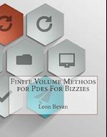 Finite Volume Methods for Pdes for Bizzies