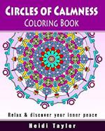 Circles of Calmness Coloring Book