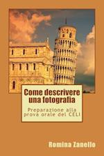 Come Descrivere Una Fotografia