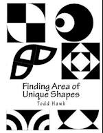 Finding Area of Unique Shapes