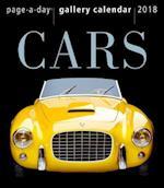 Cars Gallery 2018 Calendar