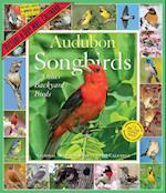 Audubon Songbirds and Other Backyard Birds Picture-A-Day Calendar 2018