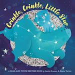 Crinkle, Crinkle, Little Star (A Read and touch Bedtime Book)