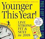 Younger This Year! 2018 Calendar