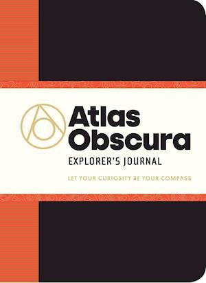 Bog paperback Atlas Obscura Explorer's Journal af Joshua Foer