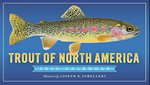2020 Trout of North America Wall Calendar