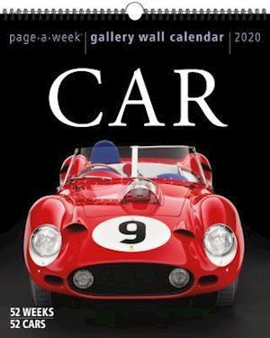 2020 Car Gallery Wall