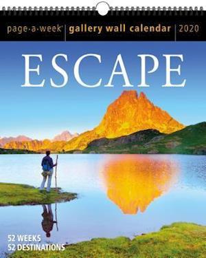 2020 Escape Gallery Wall