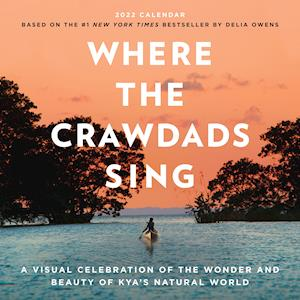 Where the Crawdads Sing Wall Calendar 2022