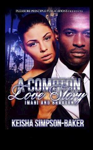 Bog, paperback A Compton Love Story af Keisha Simpson Baker