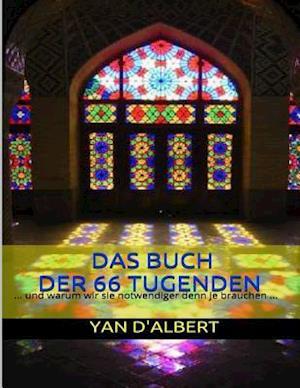 Bog, paperback Das Buch Der 66 Tugenden af Yan D'Albert