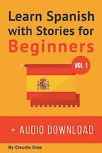 Learn Spanish with Stories for Beginners (+ Audio Download)