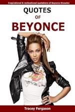 Quotes of Beyonce