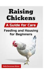Raising Chickens af Robin Devereaux-nelson