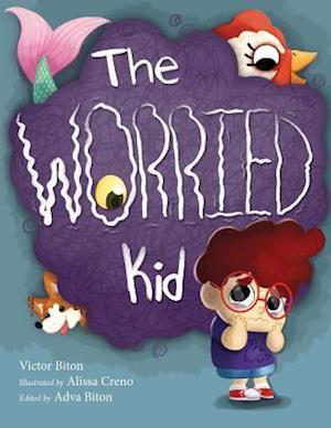 Bog, paperback The Worried Kid af Victor Biton