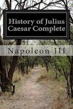 History of Julius Caesar Complete