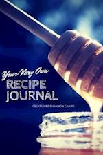 Your Very Own Recipe Journal