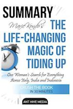 Marie Kondo's the Life Changing Magic of Tidying Up Summary