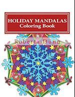 Holiday Mandalas Coloring Book