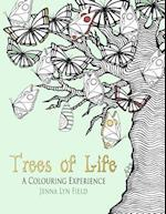 Trees of Life - A Colouring Experience