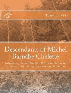 Bog, paperback Descendants of Michel Barnabe Chelette af Tony L. Vets