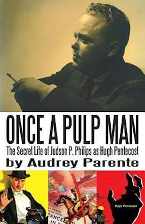 Bog, paperback Once a Pulp Man af Audrey Parente