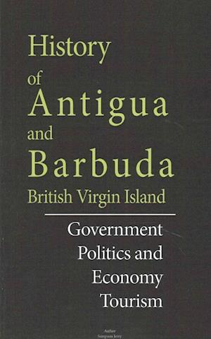Bog, paperback History of Antigua and Barbuda, British Virgin Island af Sampson Jerry