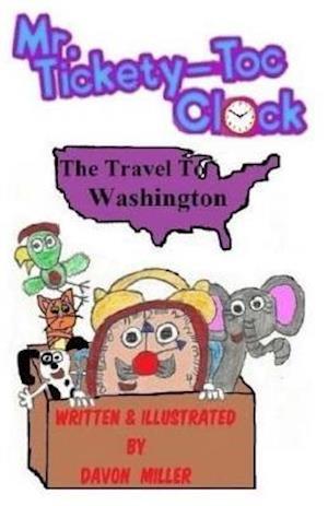MR.Tickety-Toc Clock