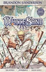 Brandon Sanderson's White Sand Volume 1 (Signed Limited Edition)