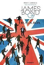 James Bond af Benjamin Percy
