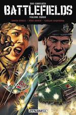 The Complete Battlefields 3 (Garth Ennis' Complete Battlefields)