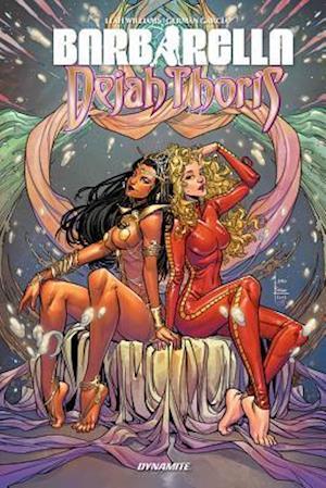Barbarella / Dejah Thoris