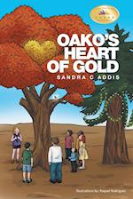 Oako's Heart of Gold af Sandra C Addis