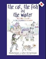The Cat, the Fish and the Waiter (Japanese Edition) af Marianna Bergues