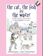The Cat, the Fish and the Waiter (Italian Edition) af Marianna Bergues
