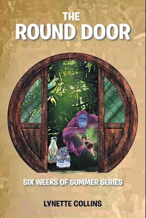 Bog, hæftet The Round Door af Lynette Collins